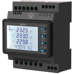 ENTES MPR-25S-22 Digitales Hutschienenmessgerät MPR-25S-22 Multimeter für Hutschiene RS-485 2x Dig