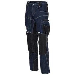 Kübler Arbeitshose PractiQ, dehnbarer Bund blau Herren Arbeitshosen Arbeits- Berufsbekleidung