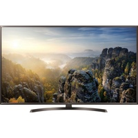 LG 55UK6400PLF LED-Fernseher (139 cm/55 Zoll, 4K Ultra HD, Smart-TV) schwarz