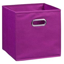 Zeller Aufbewahrungsbox 30,0 l lila 32,0 x 32,0 x 32,0 cm