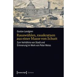 Rauswühlen rauskratzen aus einer Masse von Schutt: eBook von Gustav Landgren