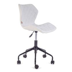 MY SIT Bürostuhl Design-Hocker Drehstuhl Stuhl INO Weiss