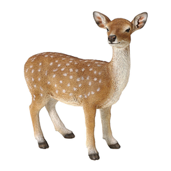 Dehner Dekofigur Dekofigur Bambi, ca. 52 x 51 x 22 cm, Polyresin