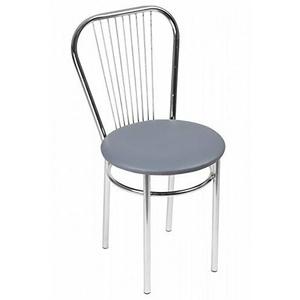 Esszimmerstuhl Küchenstuhl - Vega - Farbe: Grau