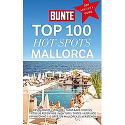 Bunte Top 100 Mallorca - Buch