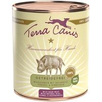 Terra Canis Classic Wildschwein mit Naturreis, Fenchel und Himbeere 12 x 800 g