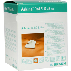 Askina Pad S 5x5 cm