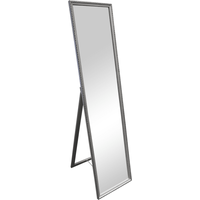 Spiegelprofi Lisa 34x160 cm silber