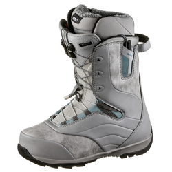 Nitro Snowboards Crown TLS Snowboard Boots Damen in grey-steel blue, Größe 25 1/2 grey-steel blue 25 1/2