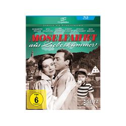 Moselfahrt aus Liebeskummer (Filmjuwelen) Blu-ray