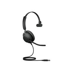 Jabra Evolve2 40, USB-A, Microsoft Teams Headset
