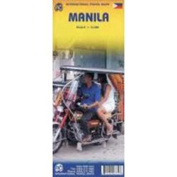 Manila Stadtplan 1 : 12 000 - Stadtpläne