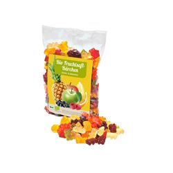 memo Bio-Fruchtsaft-Gummibärchen 500g Tüte