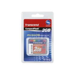 Transcend CompactFlash Card Speicherkarte