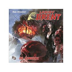 Larry Brent - (35): Die Schneehexe (CD)