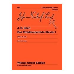 Das Wohltemperierte Klavier - Buch