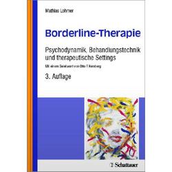 Borderline-Therapie: eBook von Mathias Lohmer