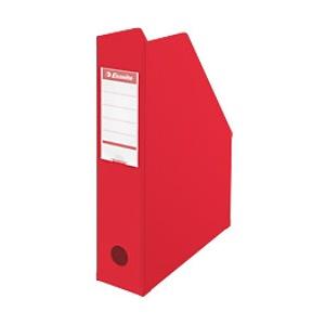Esselte Stehsammler Kunststoff Rot 7,2 x 24,2 x 31,8 cm