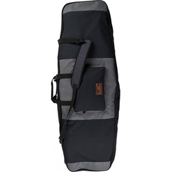RONIX SQUADRON HALF PADDED Boardbag 2021 heather charcoal/orange