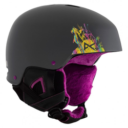 ANON LYNX TEST Helm slick - L