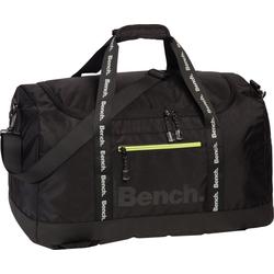 Bench. Sporttasche OTI302X Bench. Reisetasche und Rucksack 2in1 (Sporttasche), Herren, Damen Sporttasche, Sportrucksack Nylon, Polyester, schwarz schwarz