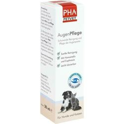 PHA AugenPflege Tropfen f.Hunde/Katzen 20 ml