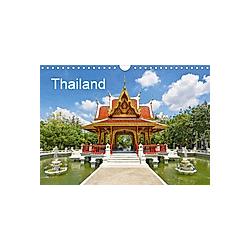 Thailand (Wall Calendar 2021 DIN A4 Landscape)