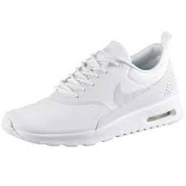 Nike Wmns Air Max Thea white-platinum/ white, 36.5