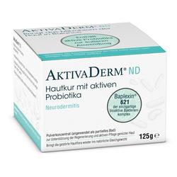 AKTIVADERM ND Neurodermitis Hautkur akt.Probiotika 125 g