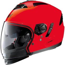 Grex G4.2 Pro Kinetic Neon N-Com Helm, rot, Größe M