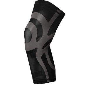Antar AT53040 L Knie Bandage mit Tapes, Große, schwarz, 70 g