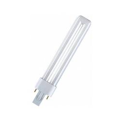 Energiespar-Leuchtmittel 9 Watt Sockel G23