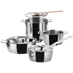 Alessi Pots and Pans Topfset 7tlg.