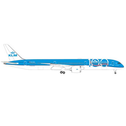 Herpa 533751 Wings Boeing 787-10 Dreamliner KLM 100 1:500