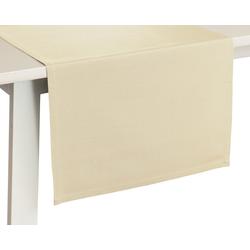 Tischläufer COMO perle(BL 50x150 cm) Pichler
