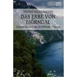 DAS ERBE VON BJÖRNDAL als Buch von Trygve Gulbranssen