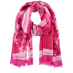 GERRY WEBER Modeschal Schal Pink Ananas Tuch/Schal