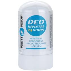 Purity Vision Deo Krystal Mineral-Deodorant 60 g