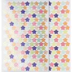 maildor Sticker Sterne, 648 Stück