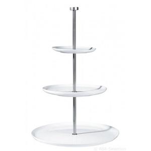 Etagere Grande Keramik weiß ASA Selection 92151146 (H 49 cm) ASA Selection