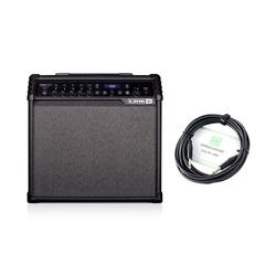 Line6 Spider V 60 MkII Gitarrenverstärker Set