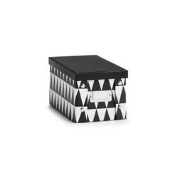 HTI-Living Aufbewahrungsbox Aufbewahrungsbox Triangle, Aufbewahrungsbox 16.5 cm x 15 cm