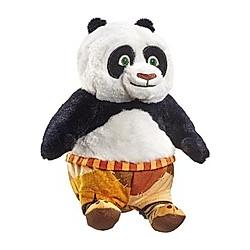 Kung Fu Panda  Po  Panda  25 cm