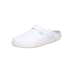 Abeba Abeba Schuhe weiß D+H. Sandale 40