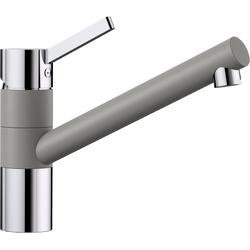 Blanco Küchenarmatur TIVO Hochdruck grau