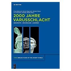 2000 Jahre Varusschlacht - Buch