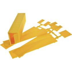Elita 40009 H0 40' Container Bausatz gelb Bausatz