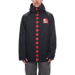 Jacke 686 - Target Jkt Black Sublimation (BLK) Größe: M