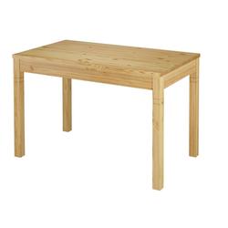 ERST-HOLZ Küchentisch Tisch 80x120 Esstisch Küchentisch Massivholz 90.70-51 B