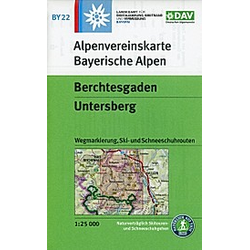 Berchtesgaden  Untersberg - Buch
